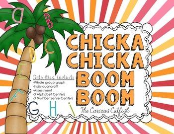 Chicka Chicka Boom Boom: Supplementary Activities