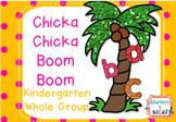 Chicka Chicka Boom Boom Whole Group Flipchart