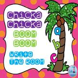 Chicka Chicka Boom Boom: Write The Room. (Alphabet)