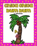 Chicka Chicka Boom Boom in Spanish