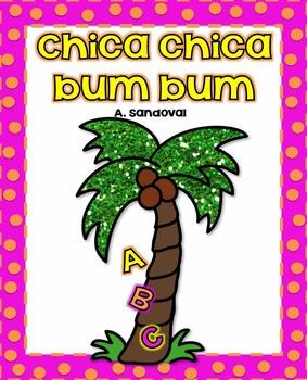 Chicka Chicka Boom Boom in Spanish