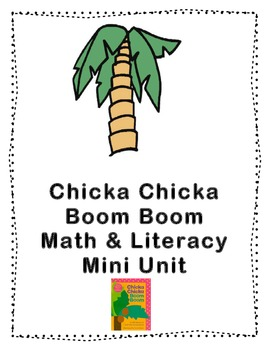 Chicka Chicka Boom Boom mini unit