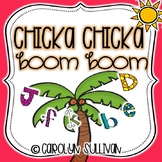 Chicka Chicka Boom Boom with Math and Literacy - Common Core Standards Included