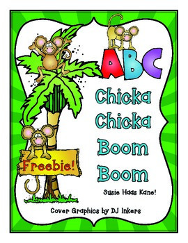 Chicka Chicka Boom Freebie