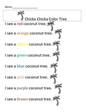 Chicka Chicka Color Tree
