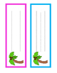 Kindergarten Math Center Coconut Tree Theme Counting to 20