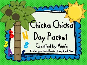 Chicka Chicka Day Packet