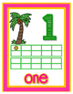 Chicka Chicka Inspired Number Cards 0-20