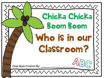 Let's Make a Chicka Chicka Class Book