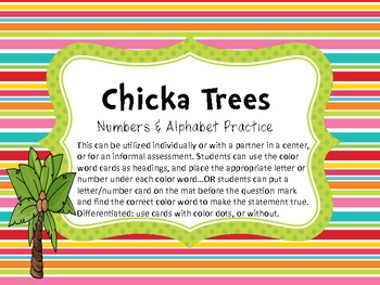 Chicka Trees