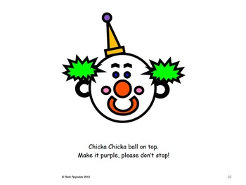 Chicka the Clown: A Drawing Book for Little Artists
