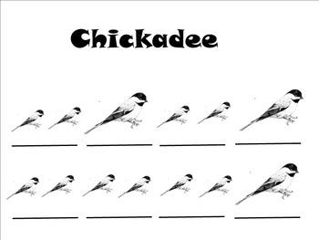 Chickadee So-Mi and Ta-Ti-ti lesson