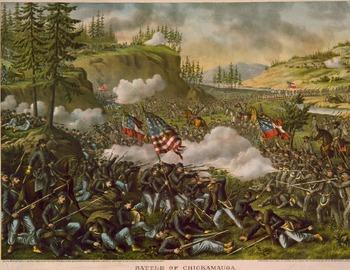 Chickamauga by Ambrose Bierce:  Story, Questions & keys