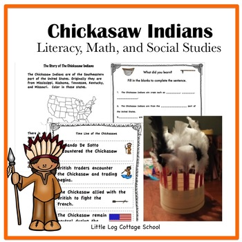 Chickasaw Indians