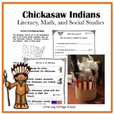 Chickasaw Indians Thematic Unit