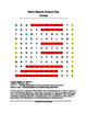 Chickees Word Search (Grades 3-5)
