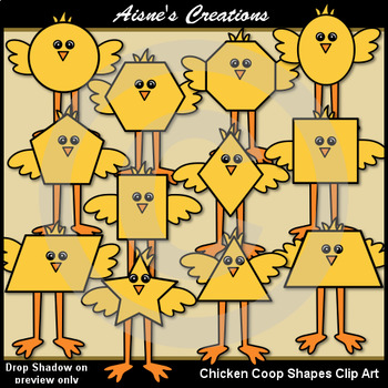 Chicken Coop Shapes