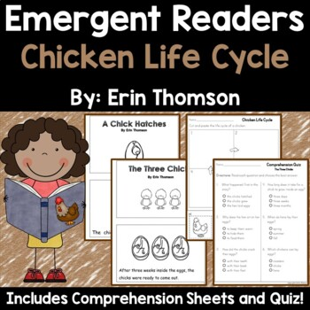 Chicken Emergent Readers