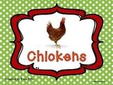 Chicken Facts Power Point