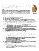 Chicken Farmer Webquest