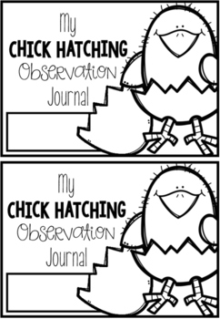 Chicken Hatching Journal