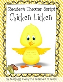 Chicken Licken Adapted Reader's Theater