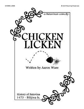 Chicken Licken -a Batavinan comedy-