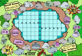 Chicken Licken -the Board Game!-