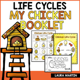 Chicken Life Cycle Book | Distance Learning