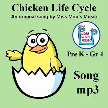 """Original  """"Chicken Life Cycle""""  Song:        Song mp3"""