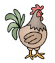 Chicken Life Cycle Clip Art (34 Graphics) Whimsy Workshop Teaching