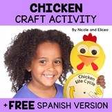 Easy Craft - Chicken Life Cycle Activity