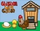 Chicken Life Cycle Three Digit Addition Math Craft