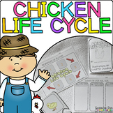 Chicken Life Cycle {From Chick to Chicken: a Non-Fiction Thematic Unit}
