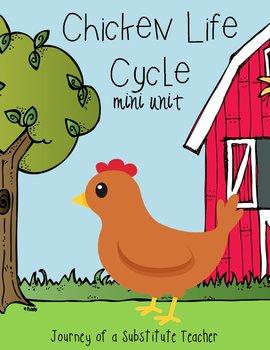 Chicken  Life Cycle: Mini Unit