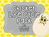 Chicken Life Cycle Pack