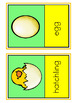 Chicken Life Cycle Sorting Cards
