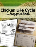 Chicken Life Cycle {Staggered Book and Writing Prompt}