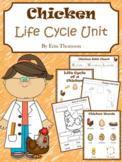 Chicken Life Cycle Unit ~ Literacy and Science Activities