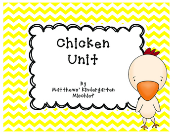 Chicken Life Cycle Unit