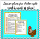 Chicken Life Cycle Unit (Lesson Plans and Activities)