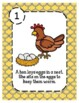 Chicken Life Cycle Unit - Posters, Worksheets, 5-Page Tab Book