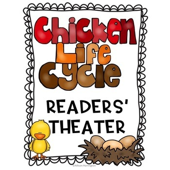 Chicken Lifecycle Readers' Theater