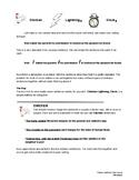 Chicken Lightning, Clock, : A Lesson in Sentence Variation