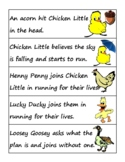 Chicken Little Activities