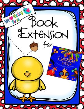 Chicken Little Book Extension 1-2