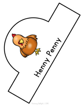 Chicken Little (Henny Penny) Readers' Theater