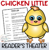 Readers' Theater Script Chicken Little