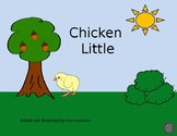 Chicken Little Story on Power Point