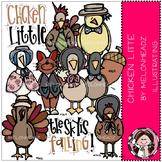 Chicken Little clip art- by Melonheadz